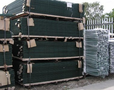 Comprehensive Fence Stock